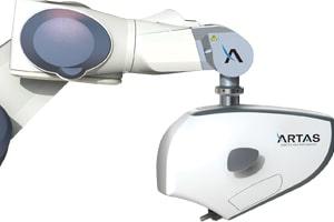 Traitement chirurgical FUE robotisée