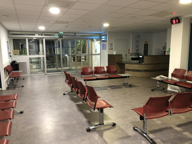 Hall entrée Clinique Notre-Dame d'Espérance